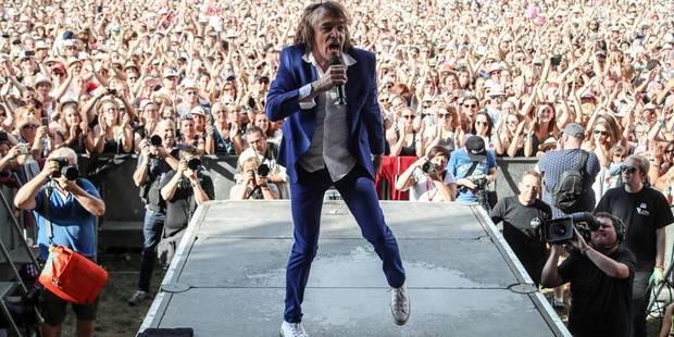 Ronquières Festival : des artistes au top ce dimanche (PHOTOS) - La DH