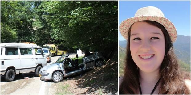 Accident mortel sur la N89 à La Roche-en-Ardenne: deux jeunes Néerlandais perdent la vie - La DH
