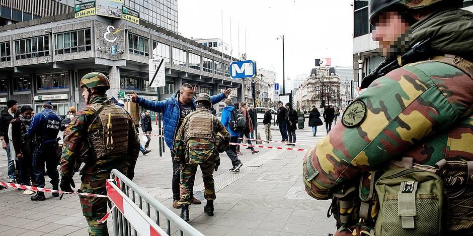 Pourquoi la création du corps de sécurité pour remplacer les militaires en rue prend du retard - La DH