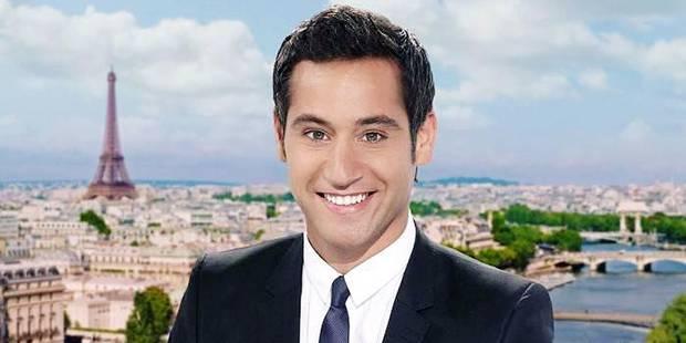 Qui est Julien Benedetto, le nouveau visage du JT de France 2? - La DH