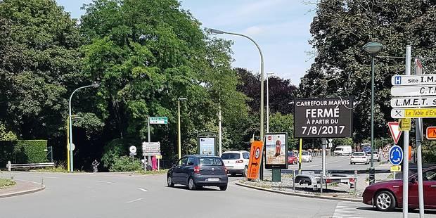 Tournai : À travaux exceptionnels, dispositif exceptionnel ! - La DH