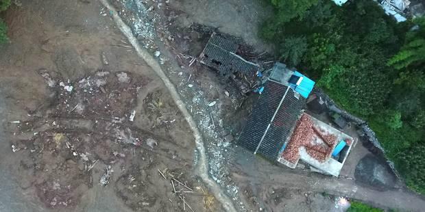 Important séisme dans le sud de la Chine, les autorités craignent jusqu'à 100 morts - La DH