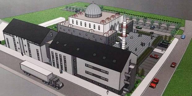 La Louvière: le projet d'une nouvelle mosquée crée la polémique - La DH