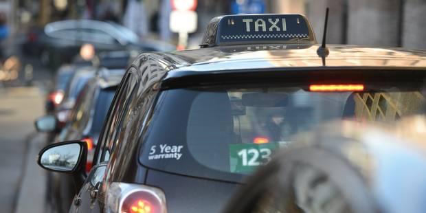 Uber, taxis, limousines: contrôles renforcés à Bruxelles-Ville et Saint-Josse - La DH