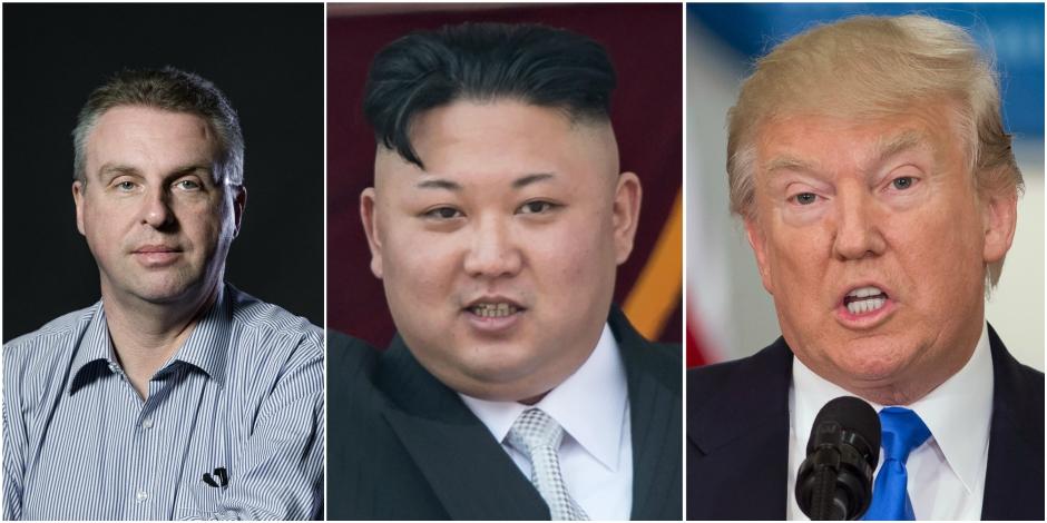La Dernière Humeur: ne mettons pas Trump dans le même sac que Kim Jong-Un - La DH