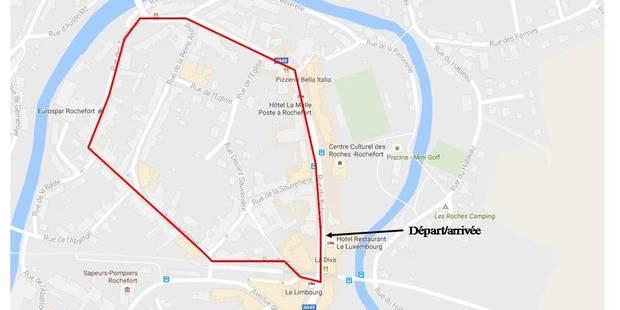 Attention: le centre de Rochefort fermé ce jeudi soir - La DH