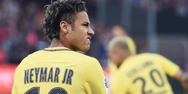Ligue 1: PSG et Neymar à Guingamp: mission accomplie ! - La DH