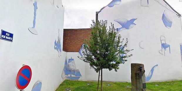Lessines : Hommage au génie créatif de Magritte - La DH