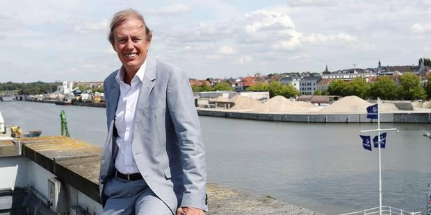 Bruxelles, premier port belge à zéro émission carbone - La DH