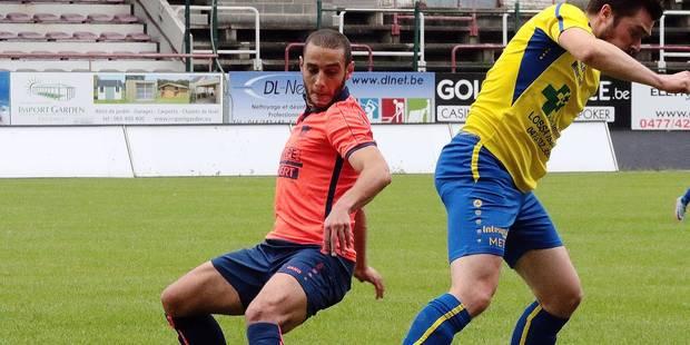 Croky Cup: Molignée sorti avec la tête haute face à Mons ! - La DH