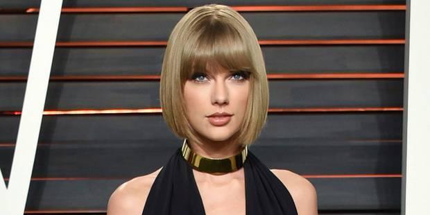 Taylor Swift fond en larmes au procès qui l'oppose à un DJ pour agression sexuelle - La DH