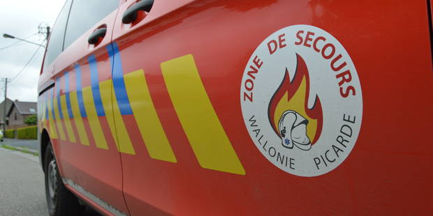Un jeune conducteur dans le coma après un violent accident à Harchies - La DH
