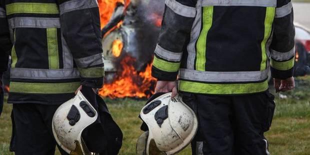 Quaregnon: deux enfants quittent leur habitation en feu - La DH