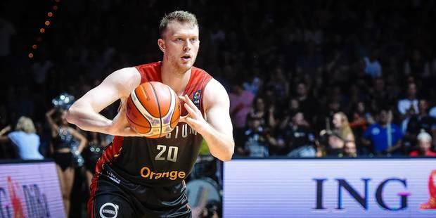 EuroBasket: Olivier Troisfontaines regrette de ne pas être dans les 12 Lions - La DH