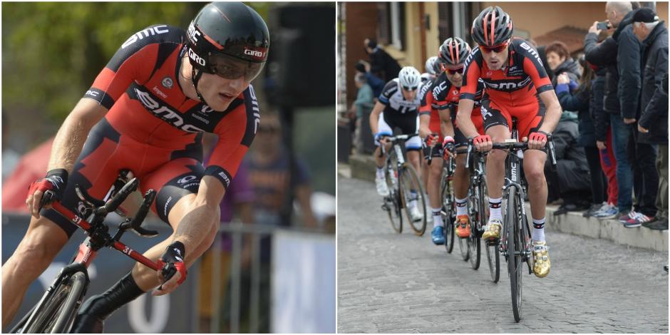 Vuelta: Loïc Vliegen remplace Samuel Sanchez, contrôlé positif et suspendu par BMC