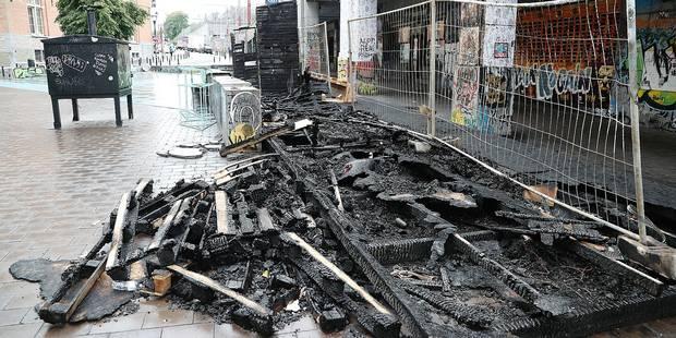 Bruxelles-Ville : cinq chalets de foire incendiés volontairement - La DH
