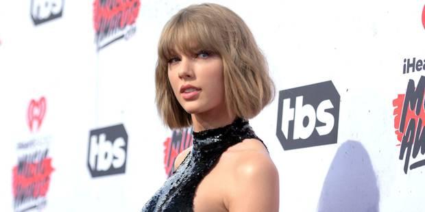 Taylor Swift fait un don à une association de victimes d'abus sexuels - La DH