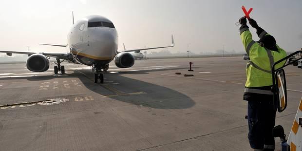 Des problèmes de communication à la tour de contrôle de Charleroi Airport auraient pu mal tourner - La DH
