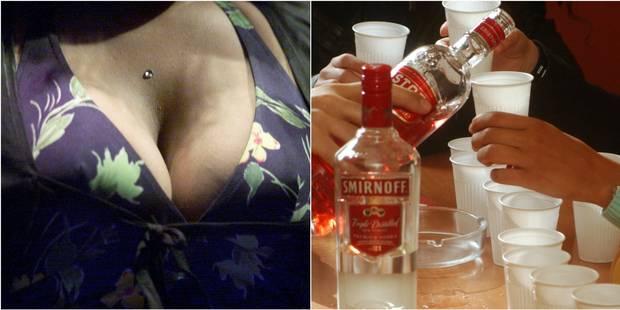 France : un bar offrait des shots gratuits aux femmes qui montraient leurs seins - La DH