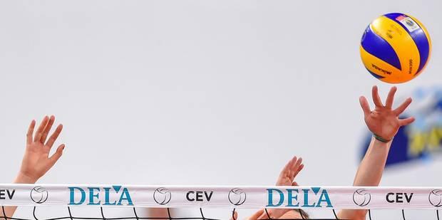 Volley-ball: les Yellow Tigers débutent les qualifications par une victoire - La DH