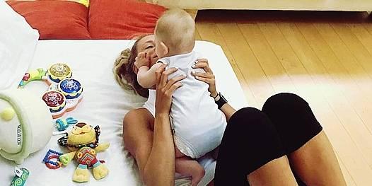 Victoria Azarenka se bat pour la garde de son fils