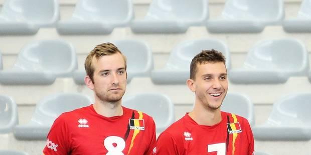 Euro de volley: Clap première pour François Lecat - La DH