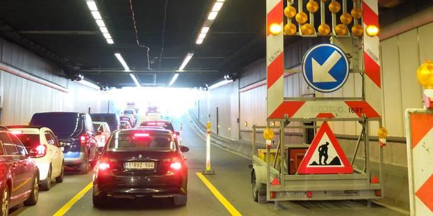 Les principaux chantiers qui vous attendent à la rentrée à Bruxelles (CARTE) - La DH