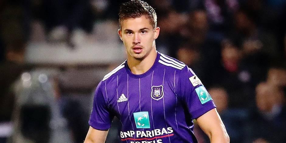 Fin du mercato à Anderlecht: Pas encore d'offre pour Dendoncker