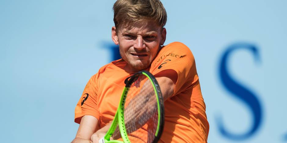 US Open : David Goffin défiera Benneteau au premier tour avant un probable match face à Darcis