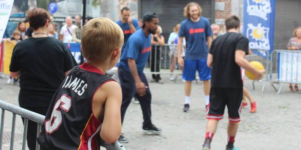 Les Renards en mode Street Basket (PHOTOS+VIDEO) - La DH