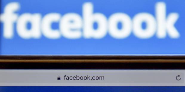 """Facebook part en croisade contre les """"fake news"""" - La DH"""