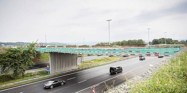 De nouveaux travaux sur le pont du MontLégia ! - La DH