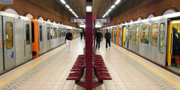 Bruxelles: L'exploitation du métro Nord reportée en 2028 - La DH