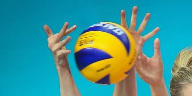 La Belgique va accueillir, avec la France, les Pays-Bas et la Slovénie, l'Euro 2019 de volley - La DH