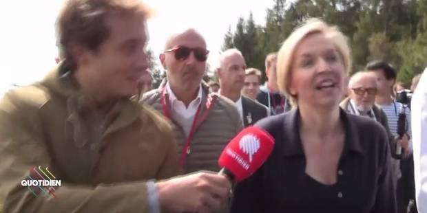"""Hugo Clément à Virginie Calmels : """"Elle ne craque pas trop votre veste à force de la retourner?"""" - La DH"""