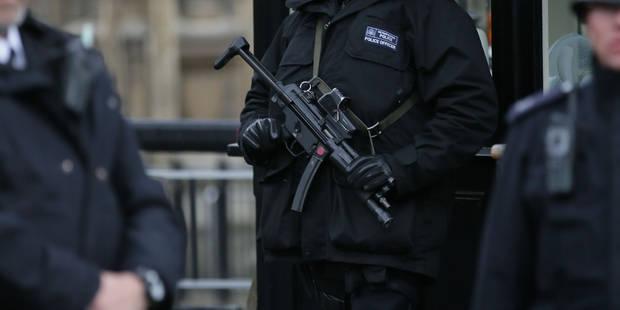 Des néo-nazis britanniques soupçonnés de préparer un attentat arrêtés - La DH