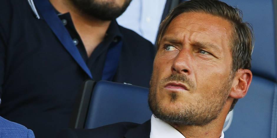 Francesco Totti, bientôt entraîneur ?