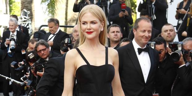 Nicole Kidman, personnalité la mieux habillée de l'année - La DH