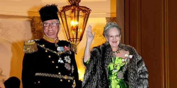 Le prince Henrik du Danemark atteint de démence - La DH