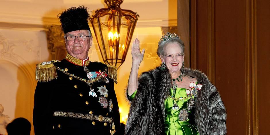 Le prince Henrik du Danemark atteint de démence