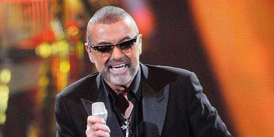 STOCK IMAGES - GEORGE MICHAEL HAS PASSED AWAY AGE 53