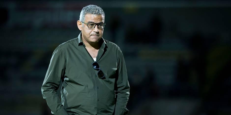 Division 1B: Maged Samy met en vente le Lierse