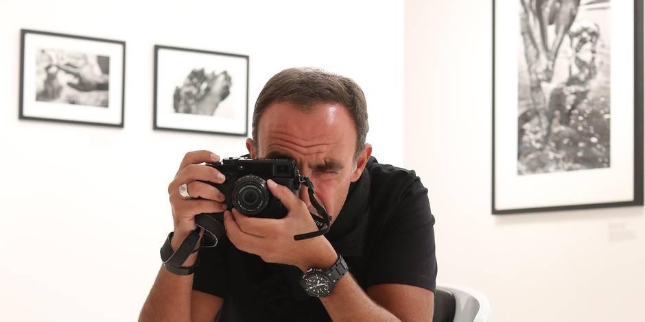 """La face cachée de Nikos Aliagas: """"Les like ne font pas une belle photo"""" - La DH"""