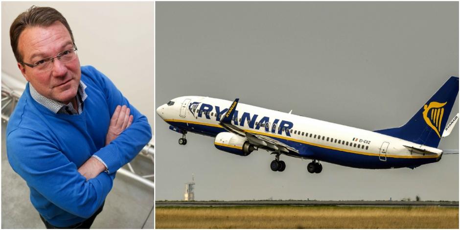 La Dernière Humeur: pour vous faire casquer, Ryanair ne manque pas d'idées - La DH