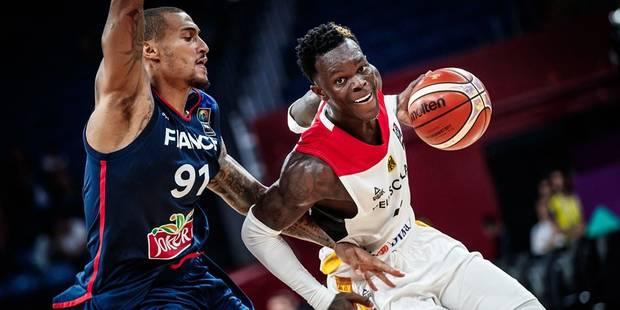 Eurobasket: La France privée de quarts! Une première depuis 97... (VIDEO) - La DH