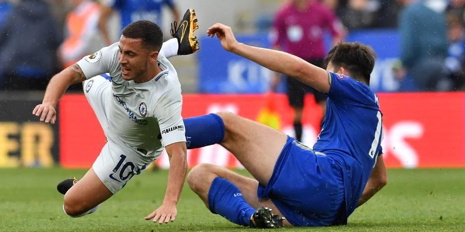 Chelsea a retrouvé son magicien Hazard