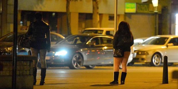 Le nombre d'amendes pour prostitution a baissé de 80% à Bruxelles en cinq ans - La DH