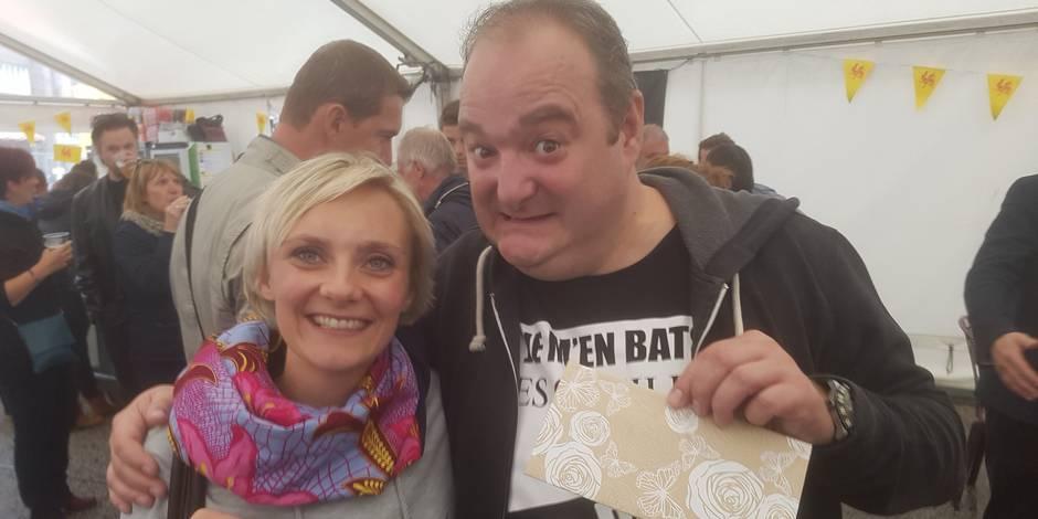 Charleroi : Jean-Luc Detré élu Mister Vitoulet 2017