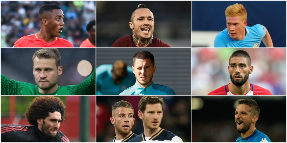 La Ligue des Champions est de retour: voici tous les Belges concernés !