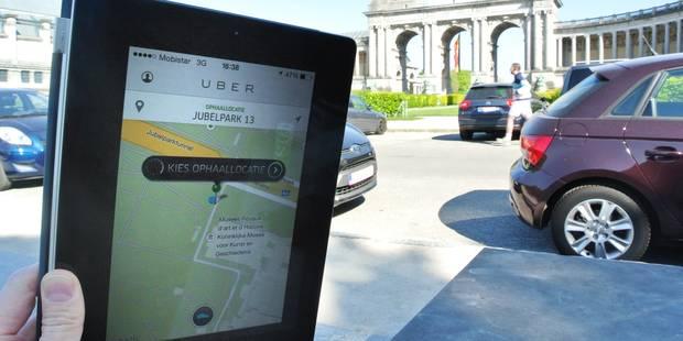 Bruxelles-Ville: Des licences de chauffeurs Uber retirées illégalement - La DH